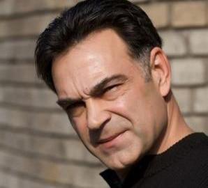 Presenter Mikhail Melnik